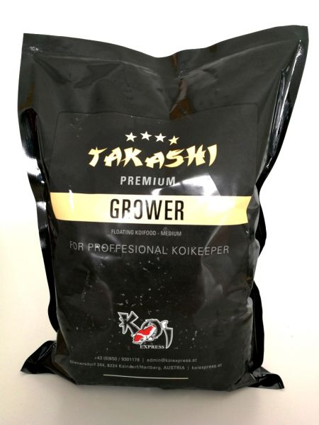 TAKASHI Premium Grower, 6mm im Alusack, 1/10kg