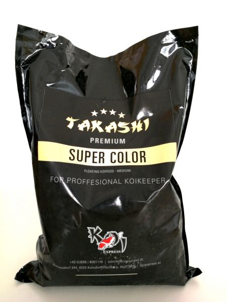 TAKASHI Premium Super Color, 4,5mm im Alusack, 1/10kg
