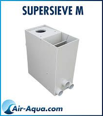 Supersieve medium
